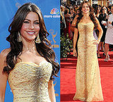 Sofia Vergara at 2010 Primetime Emmy Awards