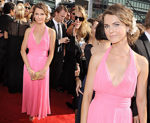 Keri Russell at 2010 Emmy Awards