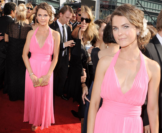 Keri Russell at 2010 Emmy Awards 2010-08-29 17:49:05