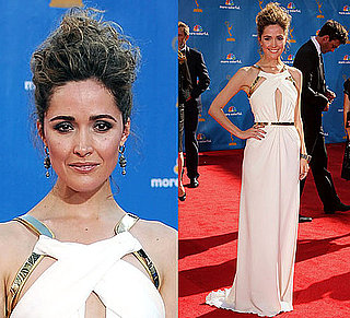 Rose Byrne at 2010 Primetime Emmy Awards