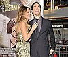 Slide Picture of Drew Barrymore and Justin Long Premiere Going the Distance