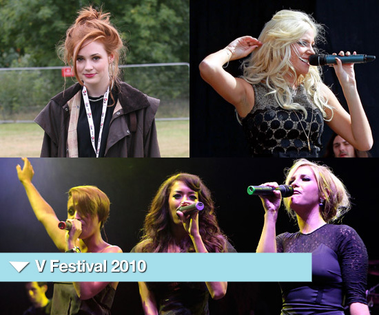 Photos from V Festival 2010