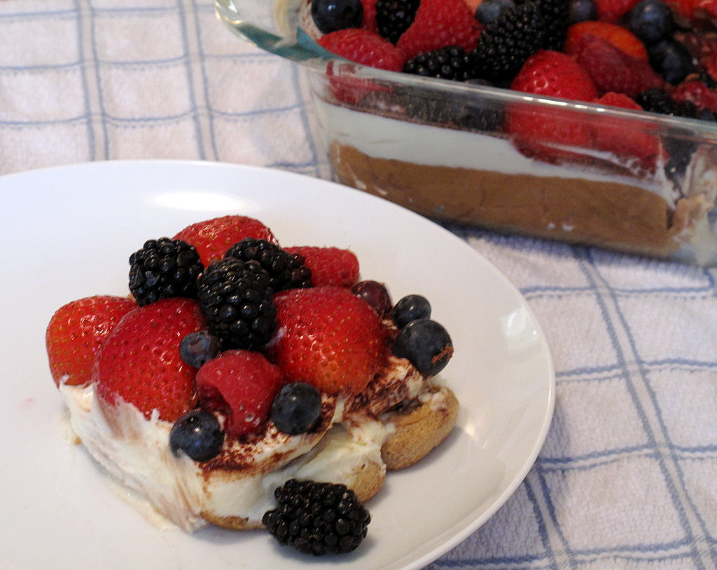 Photo Gallery: Berry Tiramisu