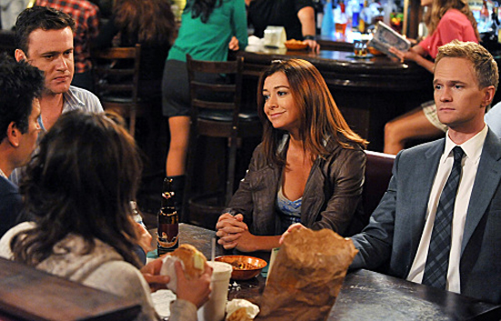 How I Met Your Mother Season Premiere Photos