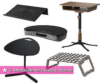 Ikea Laptop Stands