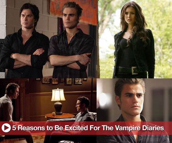 The Vampire Diaries Season 2 Pictures