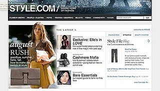 Style.com Will Have a Competitor in Vogue.com, But It's Not Going Away