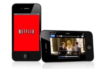 Pictures of the Netflix iPhone/iPod Touch App