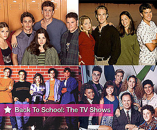 Back to School: Slideshow Of British and American High School TV Shows