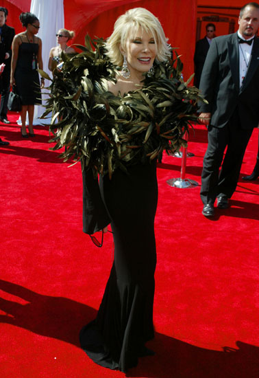 2003: Joan Rivers
