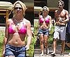 Pictures of Britney Spears in Pink Bikini With Shirtless Jason Trawick in Hawaii
