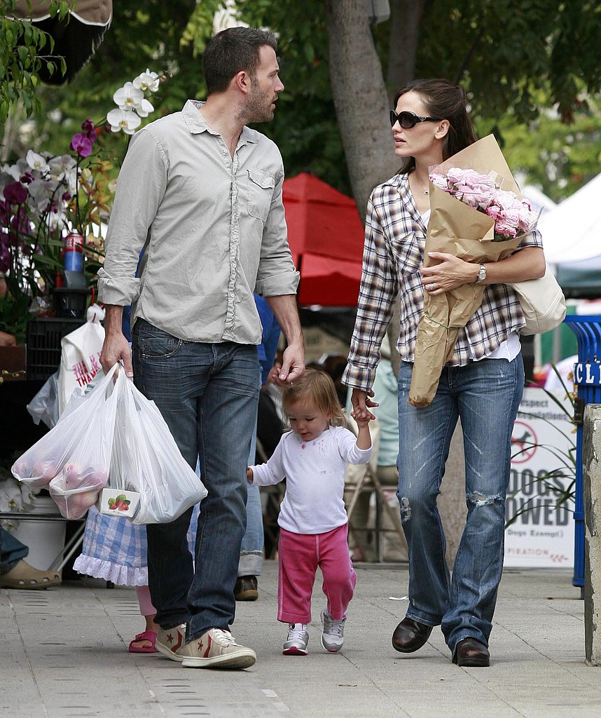 Photos of Jennifer Garner and Family