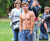 Shirtless Bracket Pop's Pick: Zac Efron