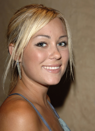 August 2005: Lauren at the SqueezeOC Launch Party