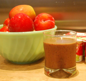 Healthy Recipe: A Smoothie Fit For Popeye