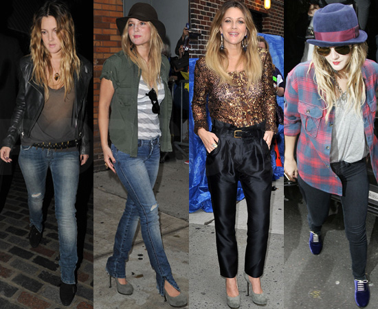 Drew Barrymore's Best Going the Distance Looks