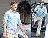 Pictures of Michael C. Hall Filming Dexter Following a Big Emmy Weekend
