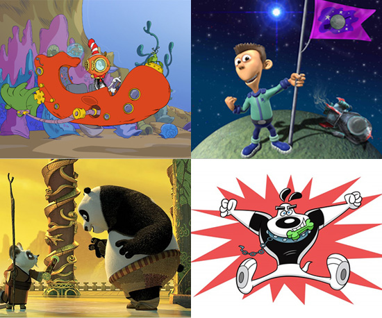 Grab the Remote! Television's Best New Bets For Kids