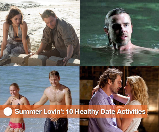 Celebrate Summer Lovin': 10 Healthy Date Activities
