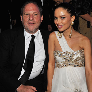 Georgina Chapman Gives Birth to a Baby Girl