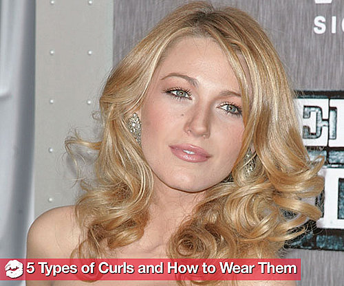 Which Types of Curls Look Good on Your Face Shape 2010-09-03 00:51:44