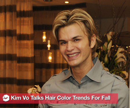 Celebrity Colorist Kim Vo Talks Hair Trends For Fall
