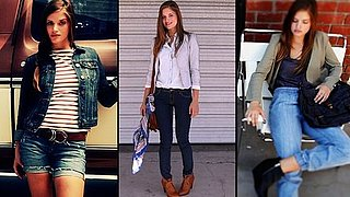 How to Wear Denim-on-Denim Trend