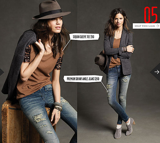 Madewell Fall 2010 Clothing