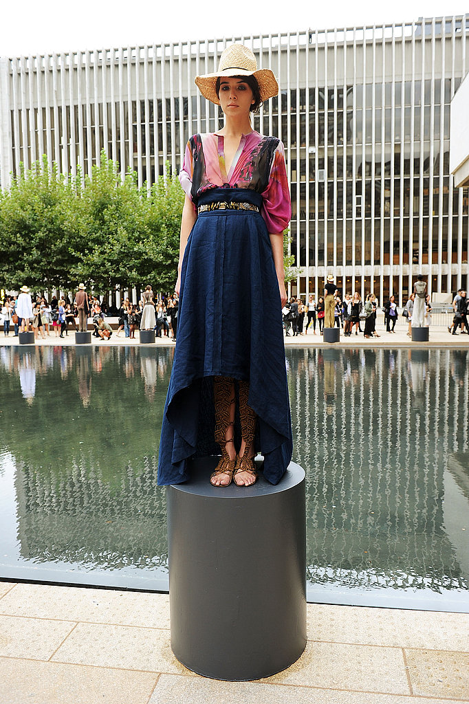 2011 Spring New York Fashion Week: Catherine Malandrino