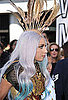 Lady Gaga at 2010 MTV VMAs
