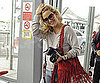 Slide Picture of Kate Hudson at Heathrow