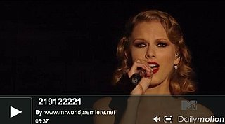 Video of Taylor Swift's Kanye West Song Innocent From the 2010 MTV VMAs
