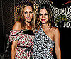 Slide Picture of Rachel Bilson and Sarah Jessica Parker at Fashion Week