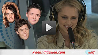 Aussie actress Teresa Palmer says she would shag ex-boyfriend and Katy Perry's fiancee Russell Brand again