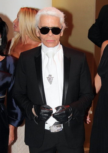 "Karl Lagerfeld Cancels Signature Collection Show to Work on New ""Masstige"" Collection"