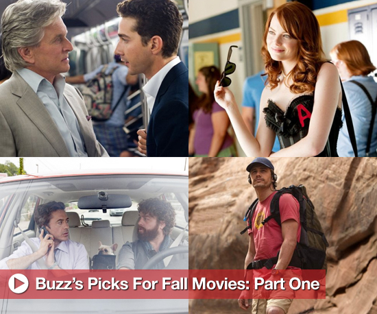 Buzz's Picks For Fall Movies: Part One