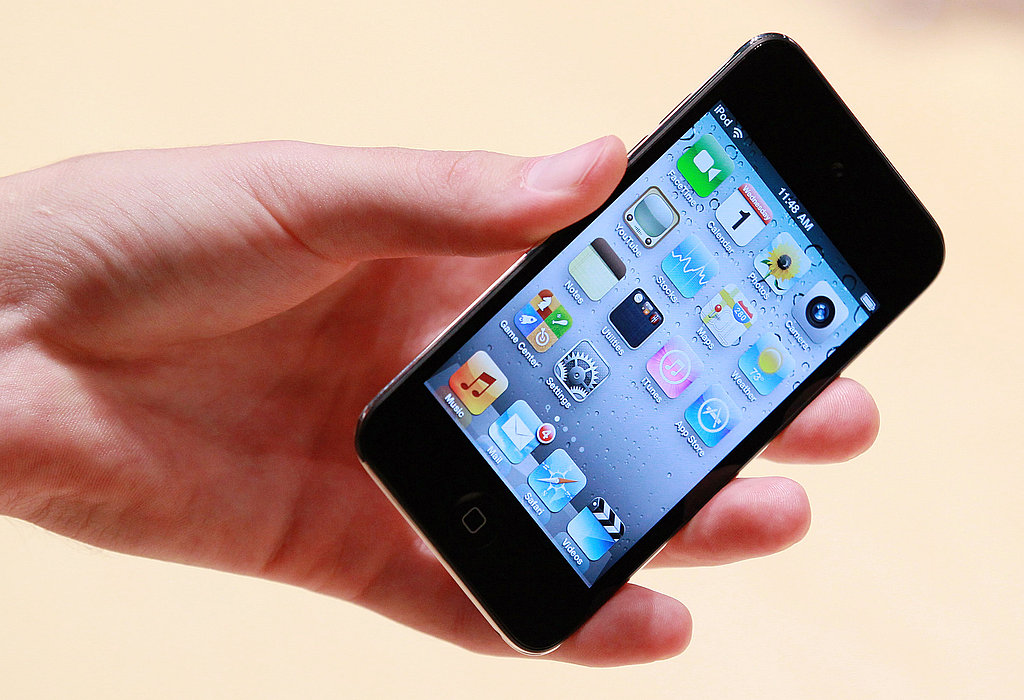 Photos of the iPod Touch