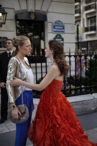 Our 15 Fab Favorites From Gossip Girl in Paris