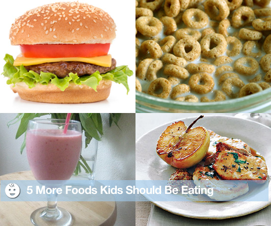 Healthy Foods Your Kids Should Be Eating