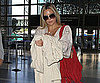 Slide Picture of Kate Hudson Leaving LAX