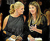 Slide Picture of Jessica Simpson and Nina Garcia at the Project Runway Show in NYC