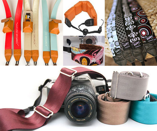 5 Fun and Funky Camera Straps