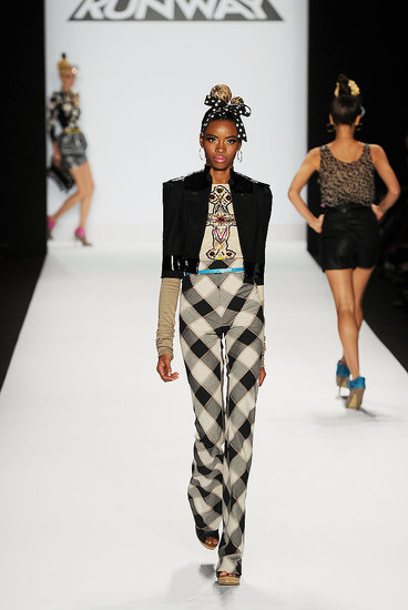 2011 Spring New York Fashion Week: Project Runway