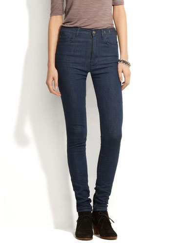 Christian Skinny Jeans in Pebble Wash ($115)