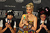 Gwen Stefani Debuts Harajuku Lovers Wicked Style During Fashion&#039;s Night Out at Sephora