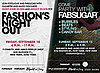 Fashion&#039;s Night Out Party Invitation From FabSugar and PopSugar