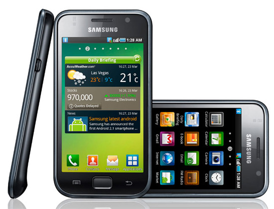Samsung Fascinate Comes to Verizon