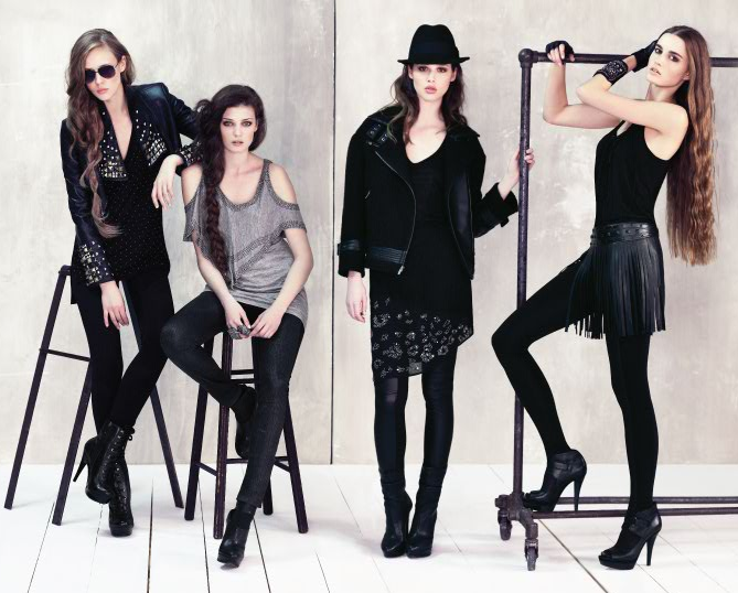 BCBG Max Azria Fall 2010 Catalog