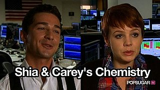 Video of Shia LaBeouf and Carey Mulligan Talking About Their Chemistry 2010-09-10 10:28:06