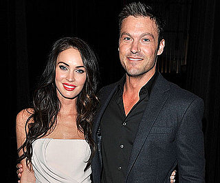 Slide Picture of Brian Austin Green and Megan Fox at the Toronto International Film Festival Premier of Passion Play